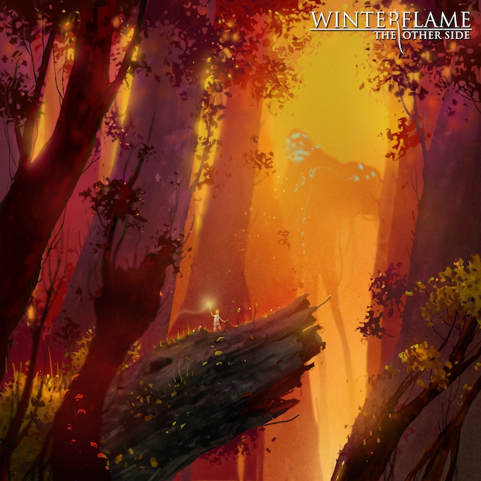 Winterflame the other side an epic puzzle adventure game by artoncode kickstarter