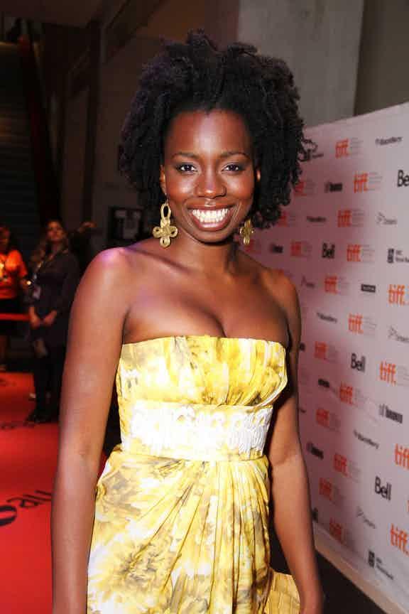 'Pariah' star Adepero Oduye