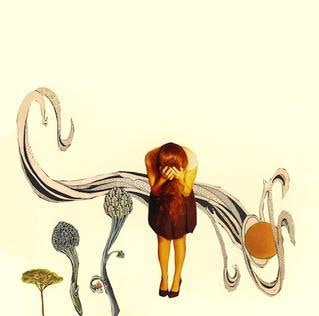 Album art from Marissa Nadler's self-titled LP