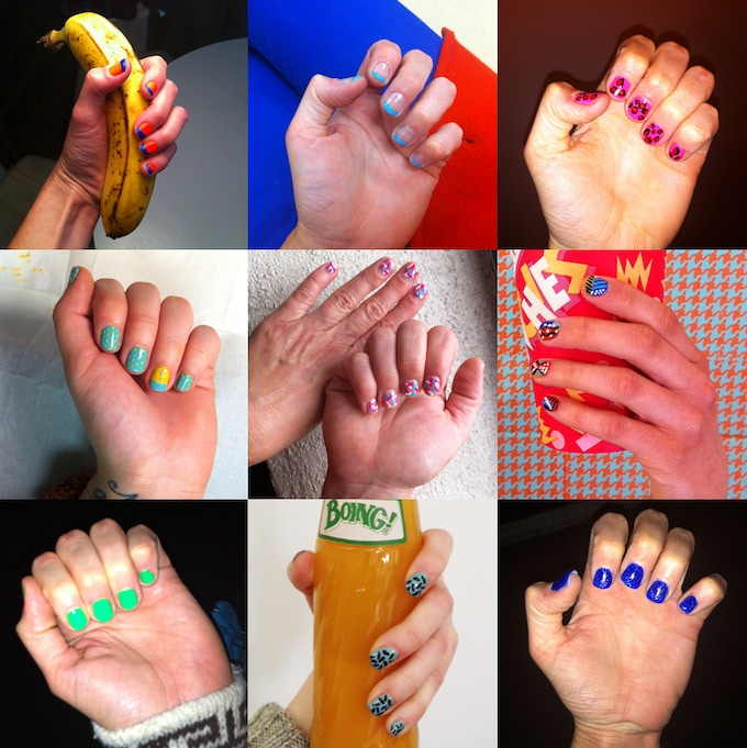 Nails In The Key Of Life: A Mobile Nail Salon by breanne trammell ...
