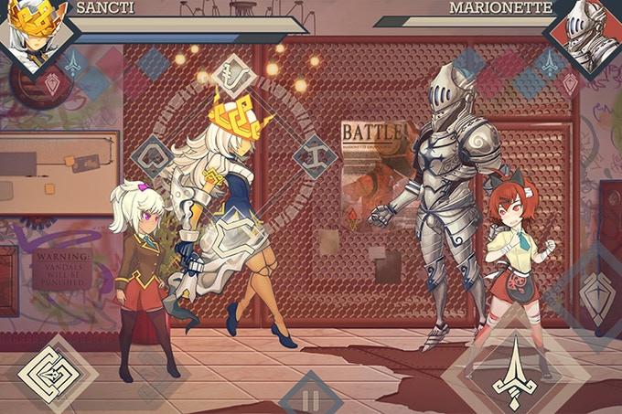 Marionette Of The Labyrinth Full Game
