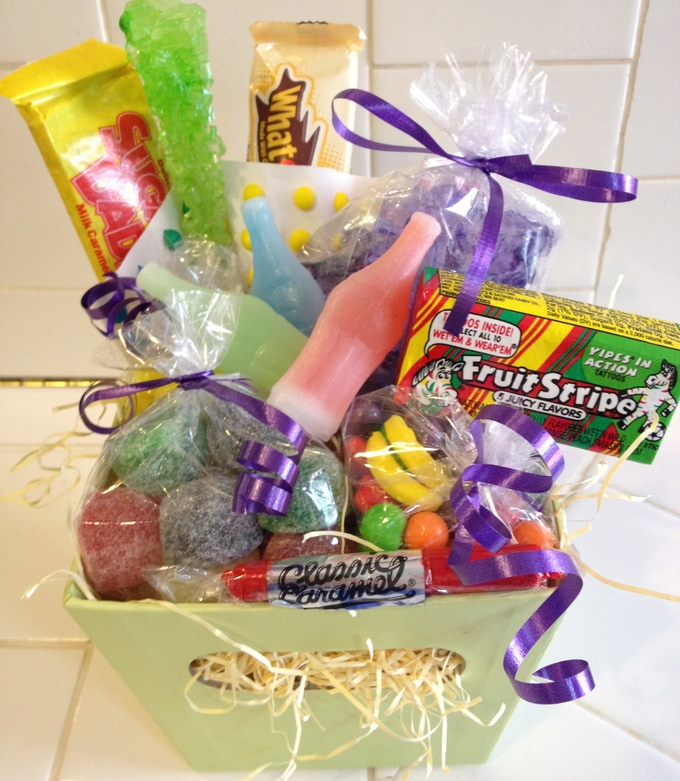 Small Gift Basket ($25)