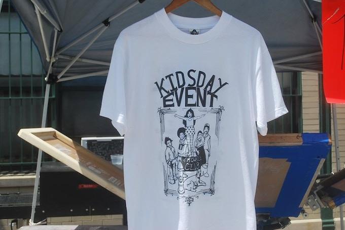 Kids Day T-Shirt ($25)
