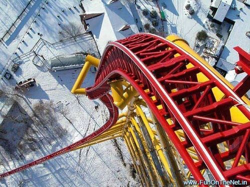 RIDE ROLLER COASTERS WITH US!