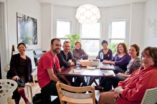 Organizing committee meeting