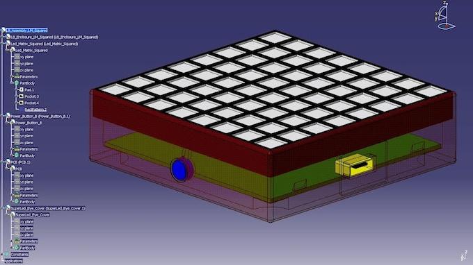 L8 V 0.3 case design