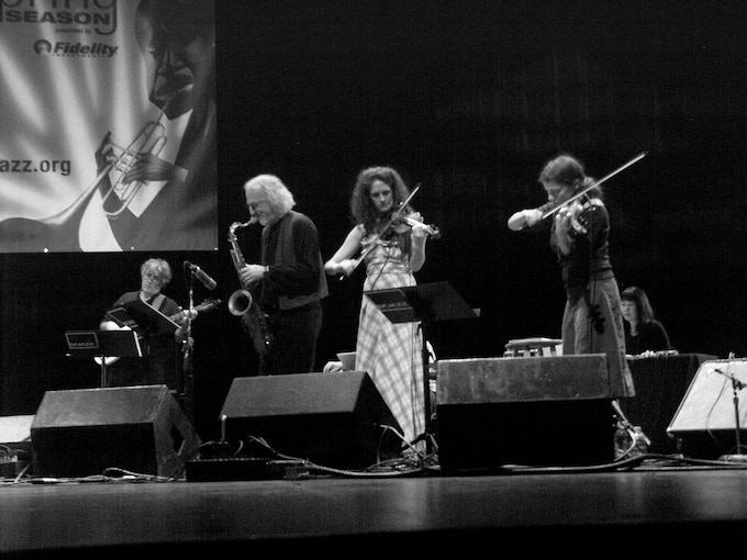 Frith, Ochs, Kihlstedt, Scheinman, Mori @ SFJAZZ Fest 2005