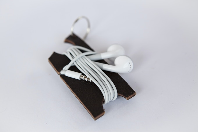 Headphone Organizer Keychain