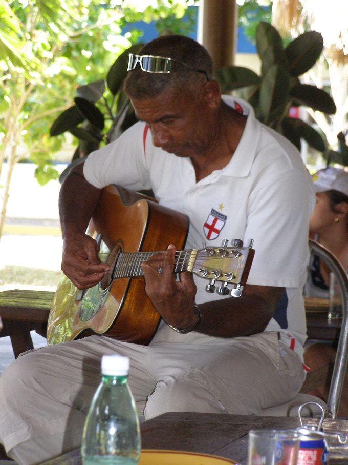 Music - it's the soul of Cuba