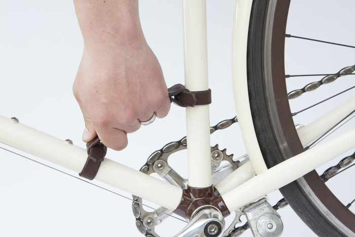 The Bicycle Frame Handle
