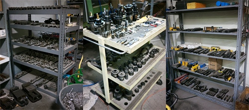 Tooling, Fixtures and Jaws for the Mill and Lathe