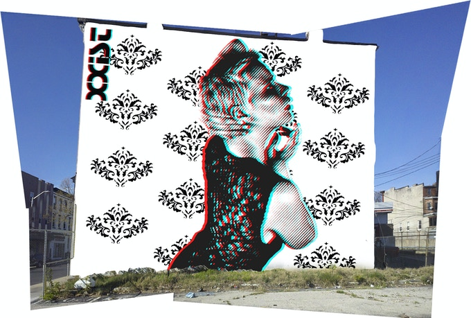 Stereoscopic 3d Mural By Richard Best Kickstarter