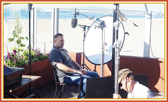 John Shandy interview, Long Beach, California