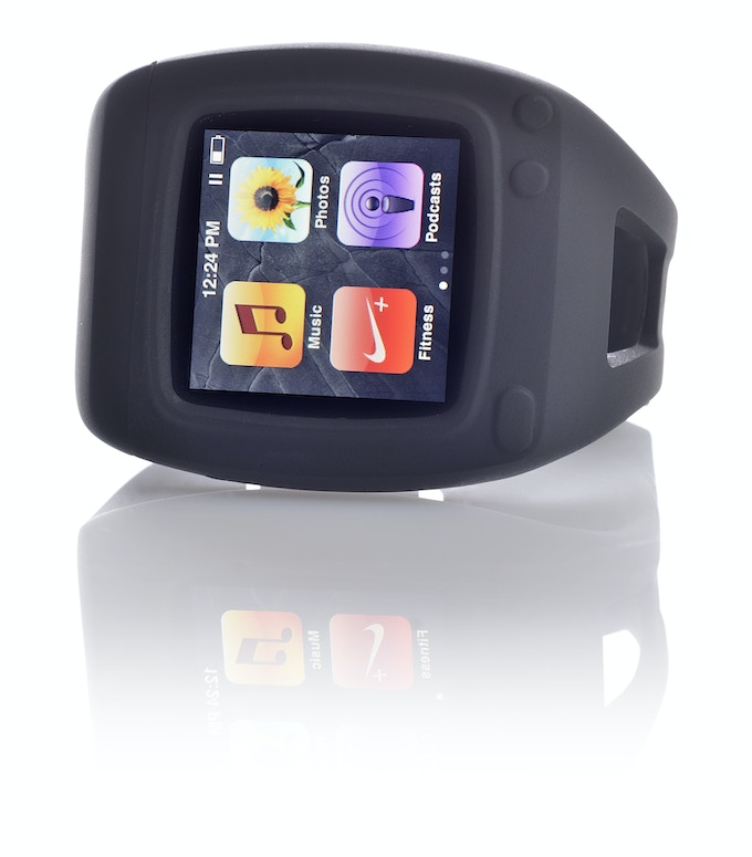 new concept f0204 f27bd Meet SYRE, The World's First Bluetooth iPod Nano Watch Case by Anyé ...