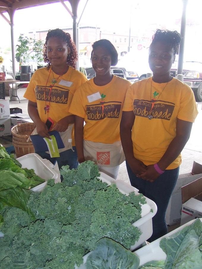 Healthy Heart Heroes @ Eastern Market Tuesdays in 2011