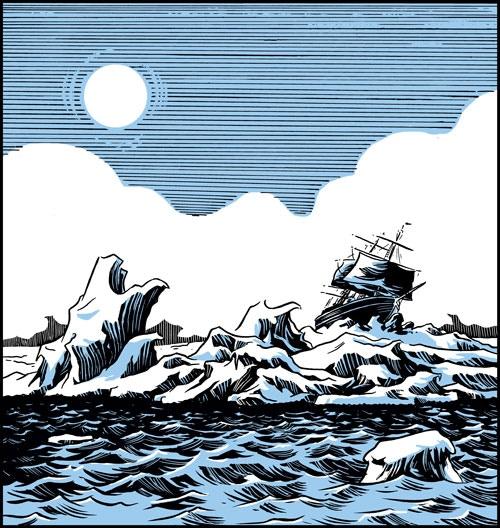Ben Towle (Oyster War, Amelia Earhart: This Broad Ocean, Midnight Sun)