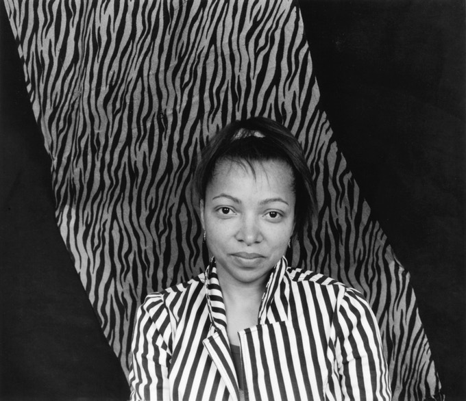 Maria Helena Pinto by Peggy Jarrell Kaplan-- from the series of images available to two donors at the $5,000 level. Kaplan's portraits of choreographers have been exhibited internationally and are in the permanent collections of  MoMA and the Met.