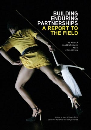 Building Enduring Partnerships Book-- available to donors at the $30 level!