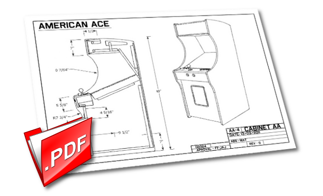 Besides The Plans And Construction Notes Youre Also Getting FULL SIZED Side Panel Template Use To Check Your Layout Work