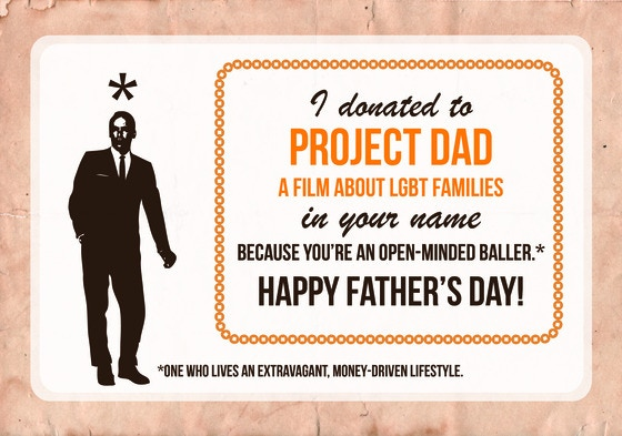 Father's Day e-card