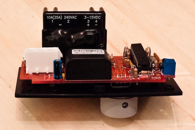 Our Ember DIY sous vide kit.