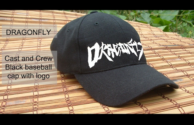 """Cast and Crew """"DRAGONFLY"""" Cap."""