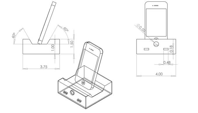GameDock for iPhone, iPad, and iPod Devices by Cascadia