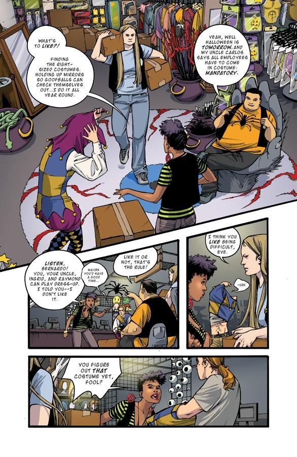 HALLOWEEN EVE page 02
