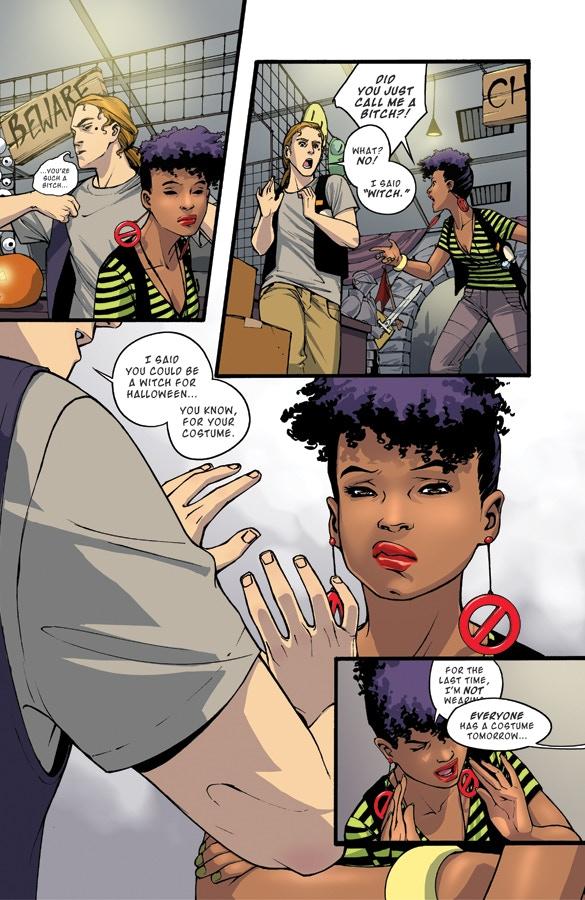 HALLOWEEN EVE page 03