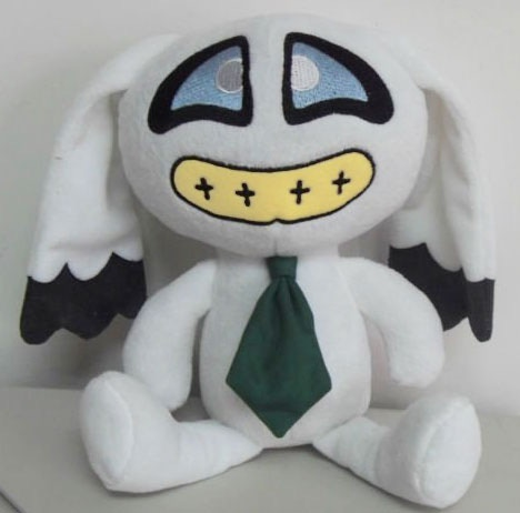 """This 11"""" plushie happens at $15,000... and everyone who pledged $40.00 or more will get one for FREE added to their order!"""