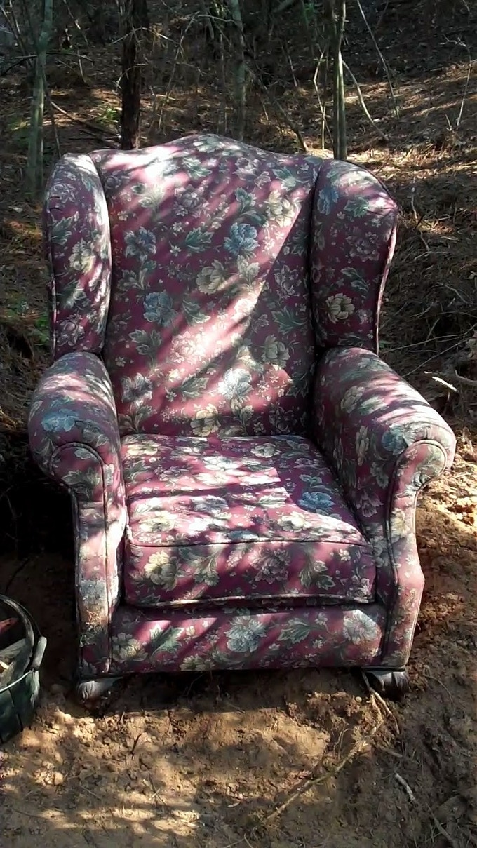 The Hobbit chair