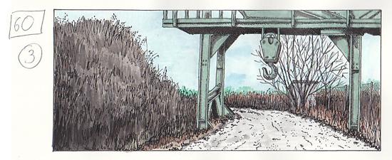 """Is it """"Categorical Imperative""""? Soviet Unterzoegersdorf's beloved crane?"""