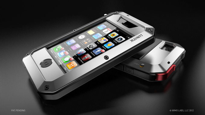 TAKTIK: Premium Protection System for the iPhone by Scott