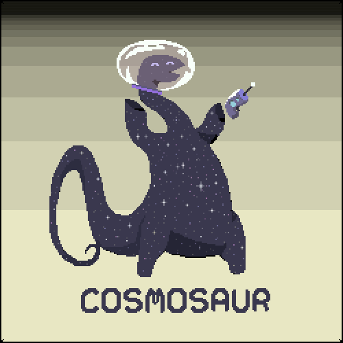 WE ARE COSMOSAUR!