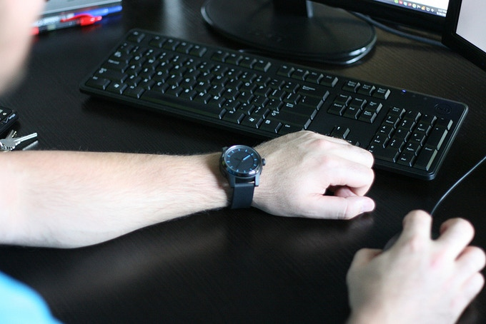 COOKOO™ Watch Photo Model