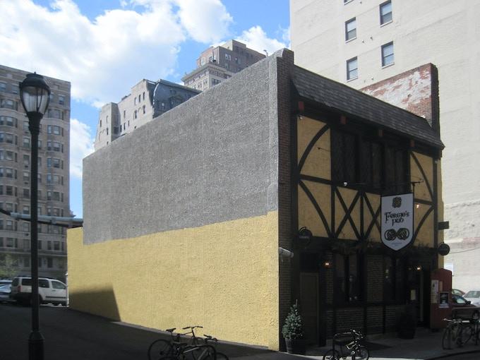The Wall at Fergies Pub, 1214 Sansom St. Philadelphia