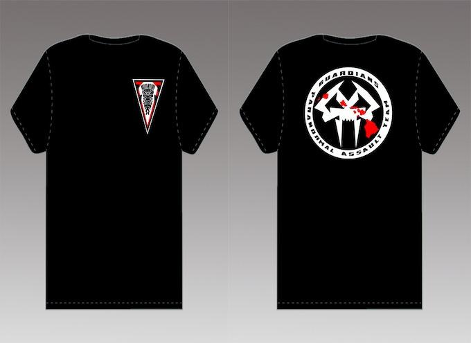 Guardian Paranormal Assault Team shirt