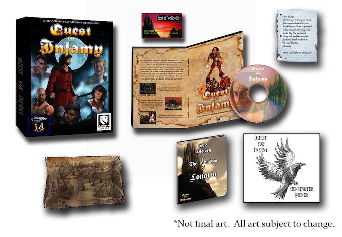 Physical Rewards - Big Box/DVD case