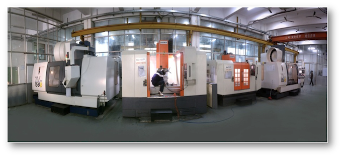 Some of our Mold Partner's Tooling Equipment