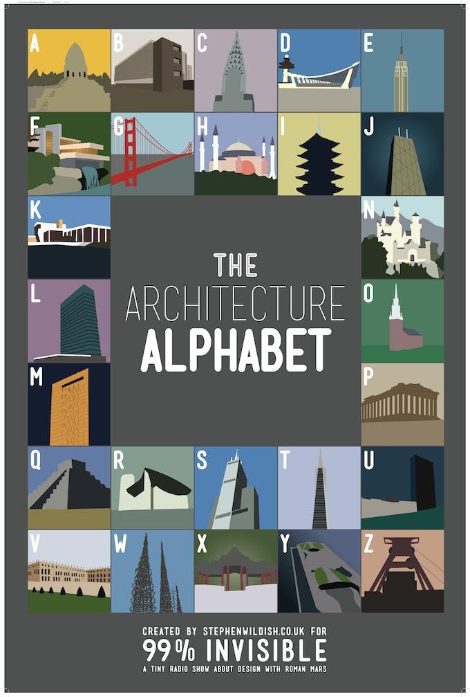 Architecture Alphabet