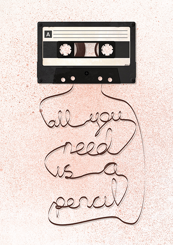 All You Need is a Pencil