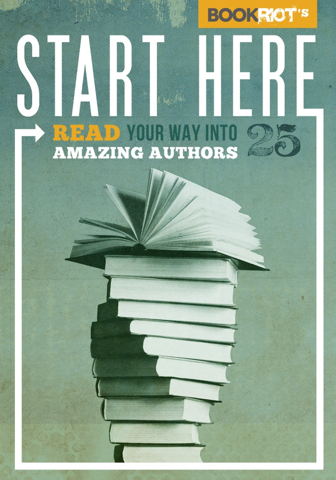 START HERE eBook/Book Cover