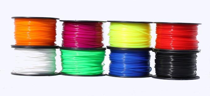 Rainbow PLA