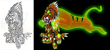 The Javan Tiger
