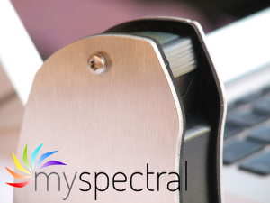 A face-to-face view with the new spectrometer