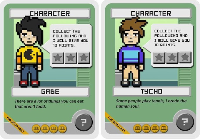 Click here to see more custom characters!