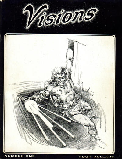 Image result for visions #1 1979