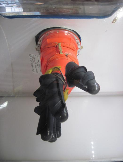 Space Suit Pressure Garment Glove