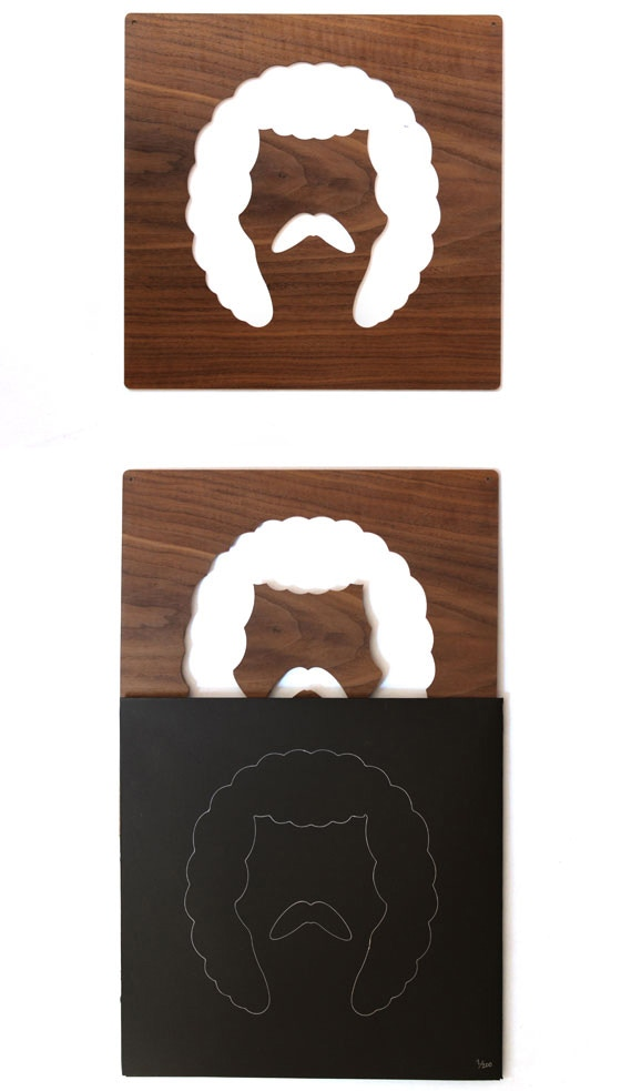 Lionel Vinyl Face - $35