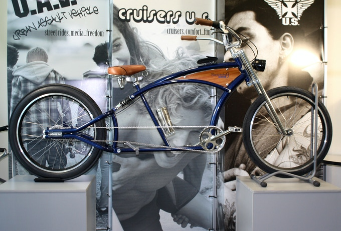 Next Generation Cruiser Bicycle Fits Tall Large Riders